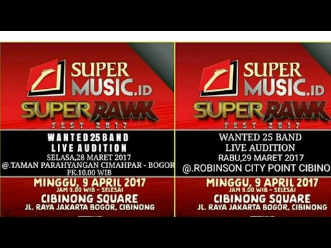 Super Music ID Super Rawk - The Muri Band