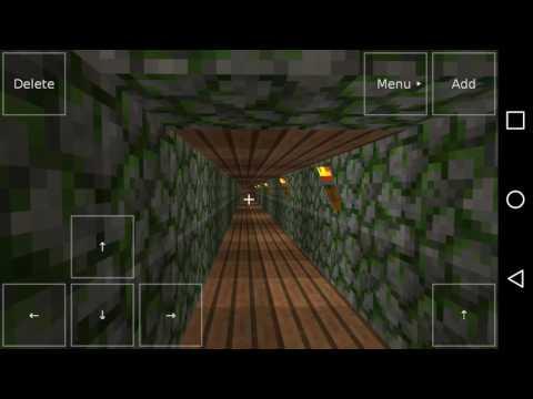 My creation of exploration lite 2 (underground)