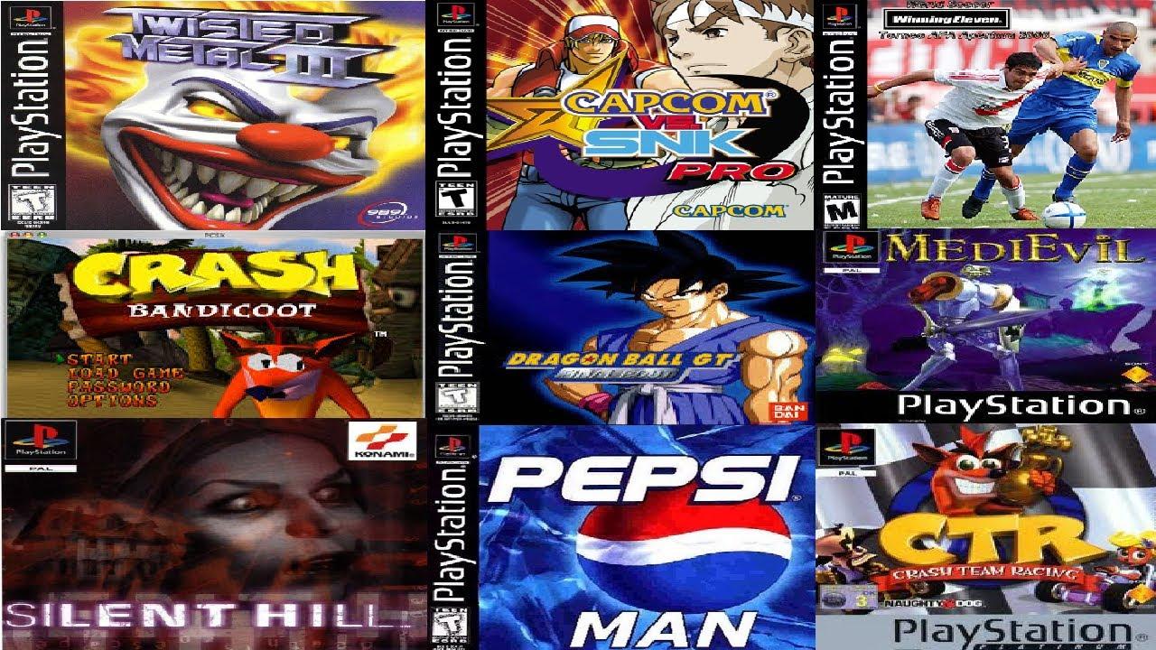 Descargar Juegos De Playstation 1 Portables Rival Schools Youtube