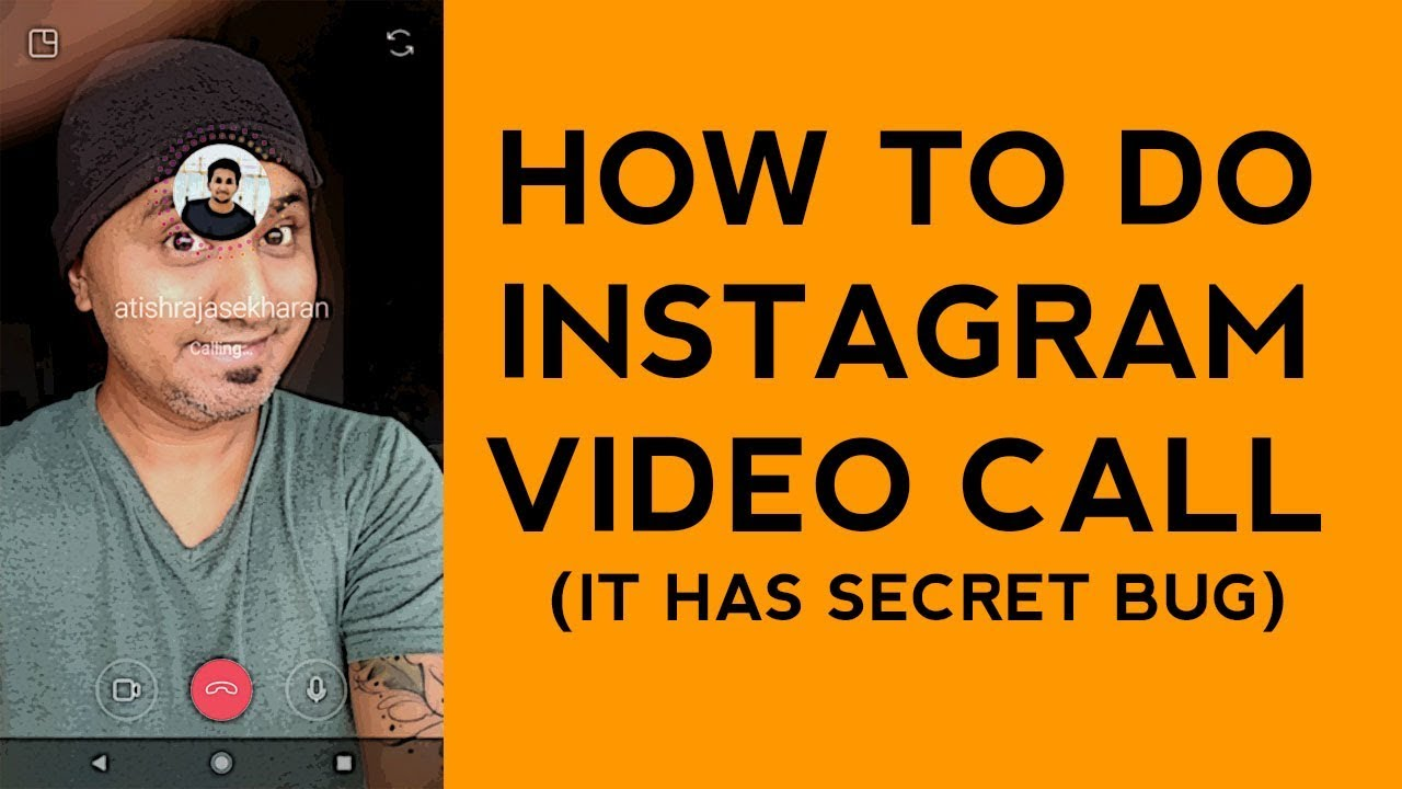 How to Video Call on Instagram  1d8b5284a