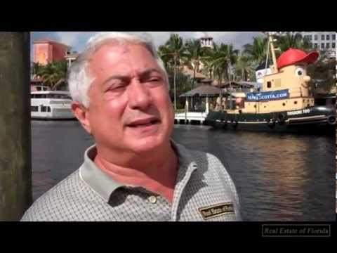 Riverfront Fort Lauderdale Florida Real Overview Video.mp4