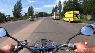 Фото Жесть ДТП Горловка,как всегда 16 линия.