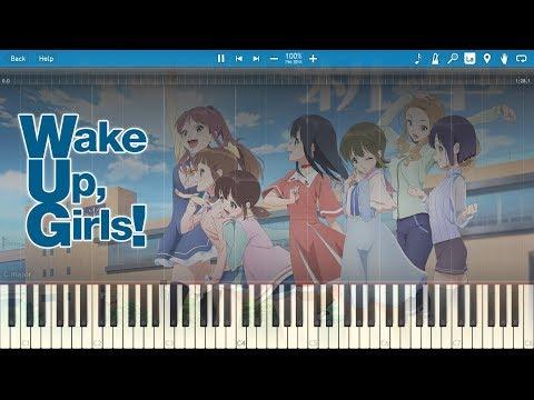 Synthesia: Wake Up, Girls! Shin Shou OP: 7 Senses