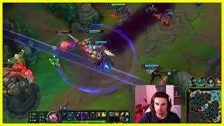 What A Great 3 Man Gank - Best of LoL Streams #1054