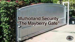 """""""The Mayberry"""" Driveway and Entry Gates 