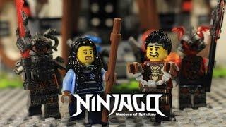 LEGO Ninjago 2017 Dragon's Forge review! 70627!