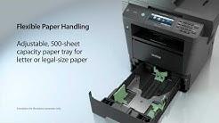 Wireless Monochrome Printer | Brother MFC-8950DW