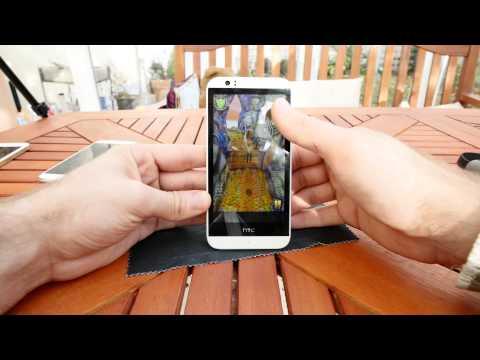 HTC Desire 510 Review [4K]