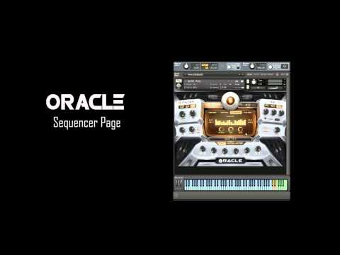 Oracle - Technical Walkthrough - Sequencer Page