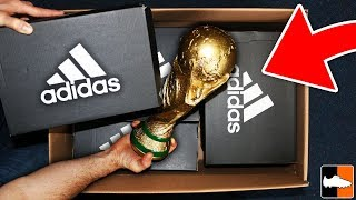 What's In The Box?! Enormous adidas World Cup Unboxing!