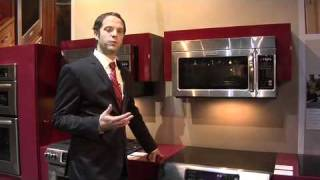 Convection Microwave: KitchenAid Over the Range Convection Microwave Ovens