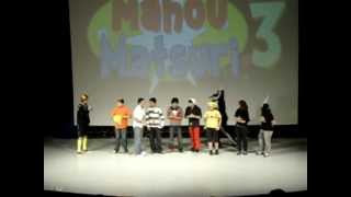 Convención de anime Culiacán