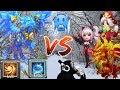 Lazulix | VS 30 maxed heroes | Castle clash