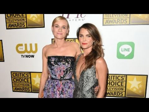 4th Annual Critics' Choice Television Awards - Red Carpet (Part 1)