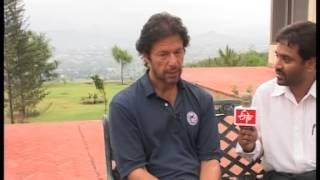 IMRAN KHAN INTERVIEW WITH JAMEEL