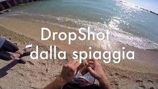 Light Rock Fishing dalla SPIAGGIA: Drop-Shot e ORATA C&R