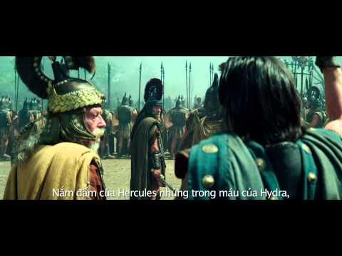 HÉC-QUYN (Clip hậu trường): Những kẻ đánh thuê và đội quân điên loạn
