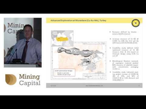 Stratex CEO Bob Foster speaks at Mining Capital Conference