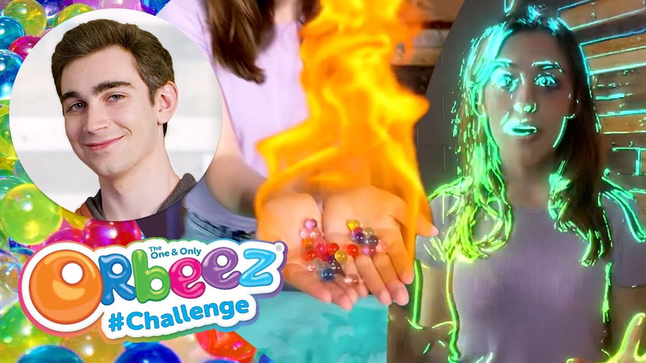 How to Make the Most AWESOME TikToks with Orbeez 🎶 – #OrbeezChallenge