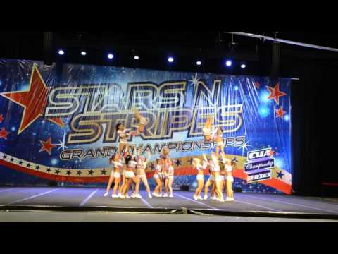 CUA Stars N Stripes 2015 - Open AG L5 - SM Starz Elite