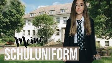 meine Internats Schuluniform// Hannah