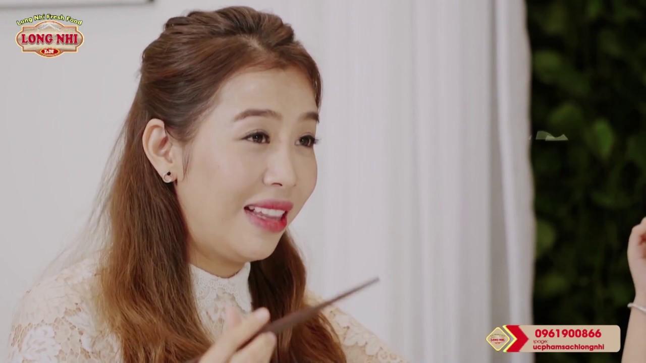 TVC quảng cáo Chả cá Long Nhi - MC Diệp Chi by Lamphim.vn