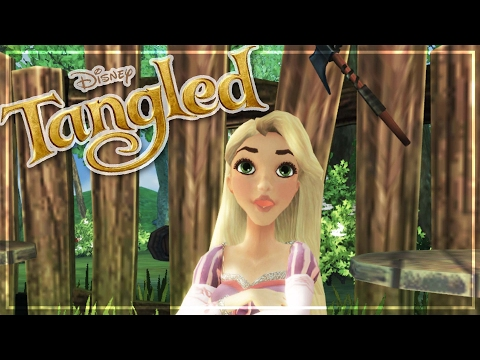 Disney's Tangled | Snuggly Duckling Level Ending [4] | Mousie |