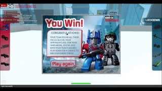 roblox kreo transformers