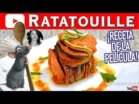 CÓMO HACER RATATOUILLE | Vicky Receta Facil