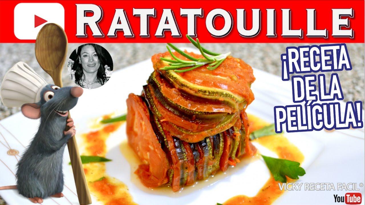 Download RATATOUILLE   Vicky Receta Facil