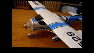 Hard drive motor rc plane