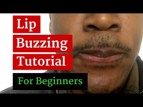 How to Buzz Your Lips for Trumpet Playing