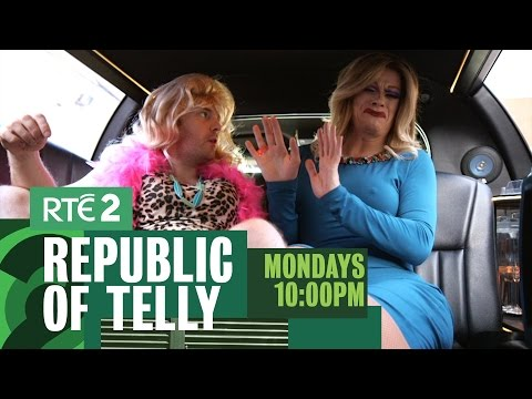 Living with... Panti Bliss | Republic of Telly | Mondays 10pm RTÉ 2