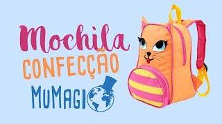 Mochila Infantil Turminha Pet Mumagi