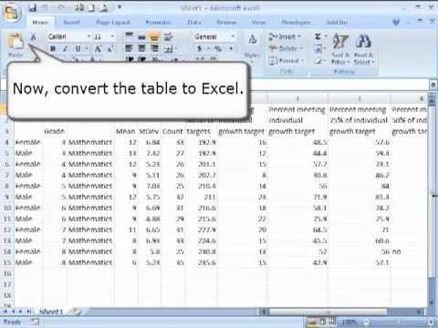 PDF to Excel Enterprise Introduction Video | PDF2XL Enterprise