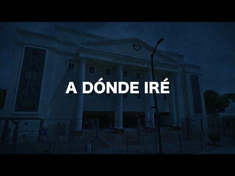 A DONDE IRE CON CORO-COVER