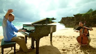 Over the Rainbow/Simple Gifts (Piano/Cello Cover) - The Piano Guys thumbnail