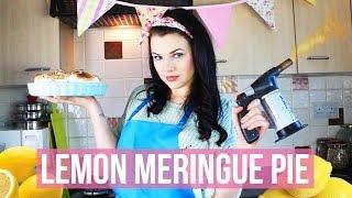 Lemon Meringue Pie | Cherry's Kitchen
