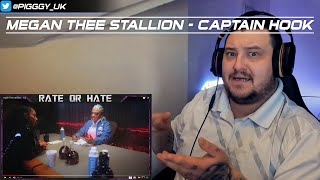 RATE or HATE! Megan Thee Stallion - Captain Hook (Official Video) [REACTION!!!]