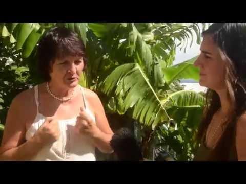 HUILES ESSENTIELLES Interview  de Brigitte FUMAGALLI. Marina Ritz