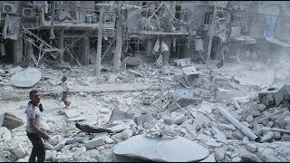Syria Air Strikes: US Denies Involvement