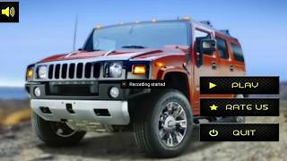 Offroad Hummer Driving 3d Game - Best Android Gameplay HD