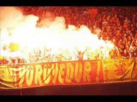 Galatasaray intikam marşı