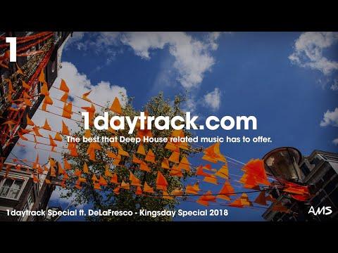 Specials Series | DeLaFresco - Kingsday Special 2018 | 1daytrack.com