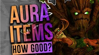 SMITE: How Good Are Defense Aura Items For Your Team?