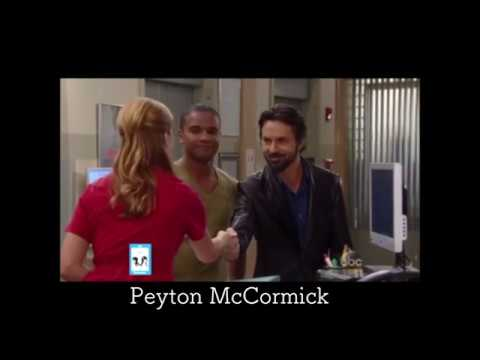 Peyton McCormick as Nurse Penny General Hospital