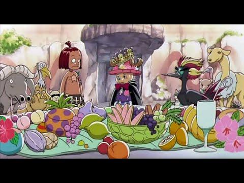 One Piece Movie 3 Chopper's Kingdom on the Island of Strange Animals - Review