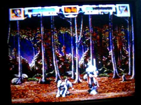 Me Playing VR Troopers for the Sega Genesis Part 1