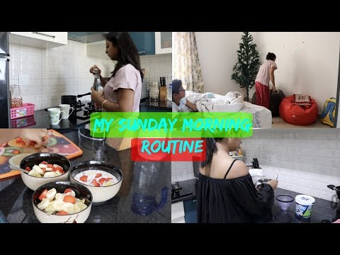 Indian MOM Sunday Morning Routine -  breakfast, lunch & family fun
