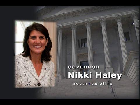 Governor Nikki Haley 2015 Inauguration